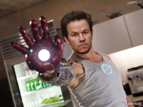 marky mark iron man