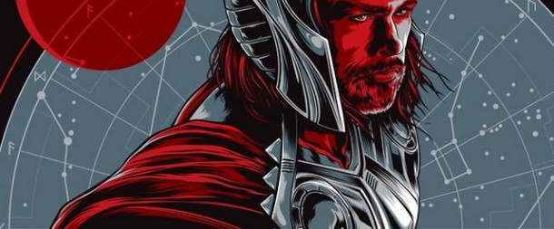 mondo thor limited poster print 10 Things You Probably Didn't Know About Marvel's Thor Comic Books