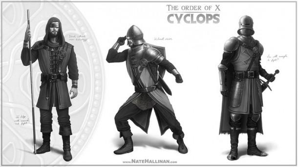 order of x cyclops