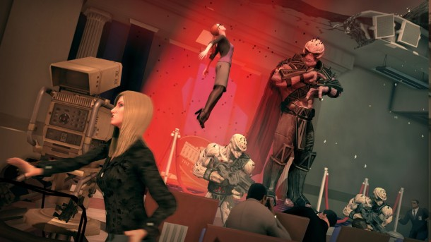 saints row 4 game review