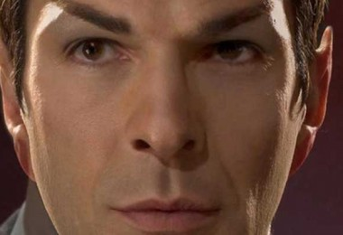 star trek faces