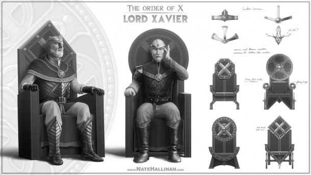 the order of lord xavier