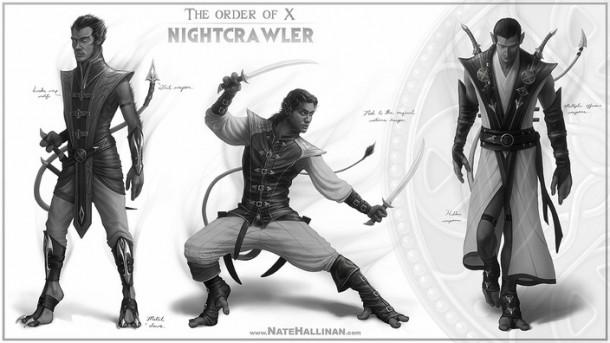 the order of nightcrawler