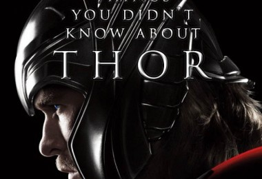 things you didn't know about Thor