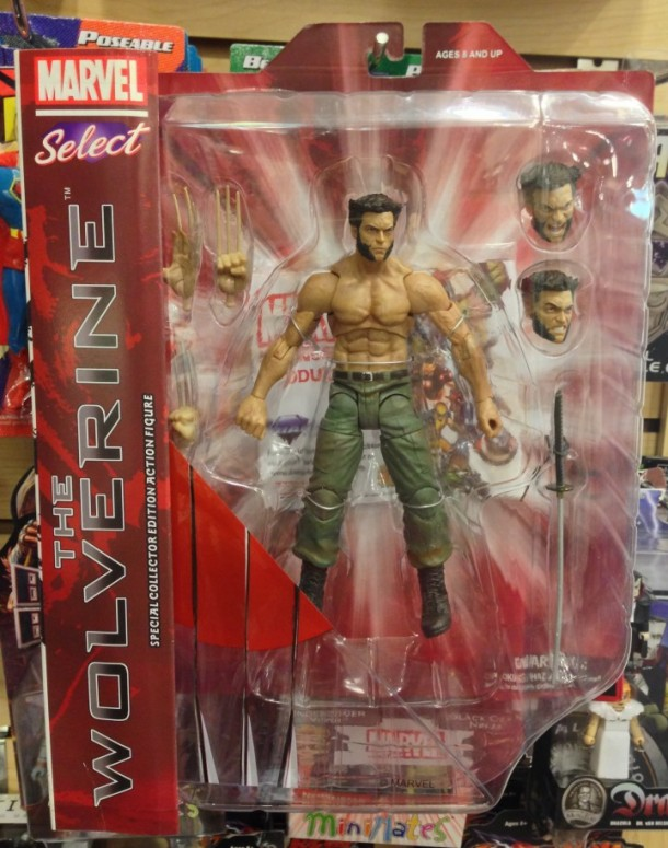 Marvel Select: The Wolverine Figure Review - A Must-Have For Fans