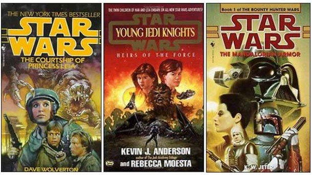 5182d395da927d927f00009f Introducing You to The Novels of Star Wars Books