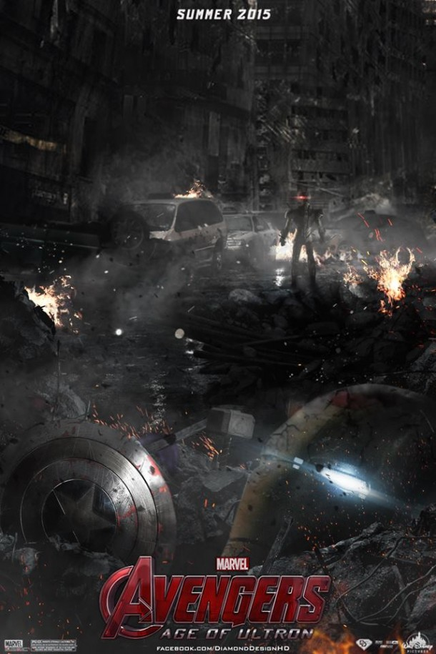 Avengers Age of Ultron Fan Made Teaser the avengers 35109370 640 9601 Who is Ultron? Opinion