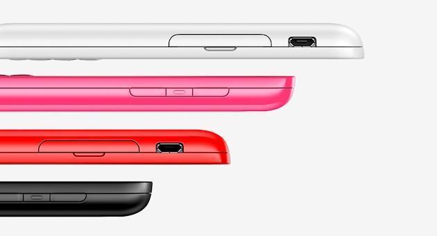 BlackBerry Q5 - Colours