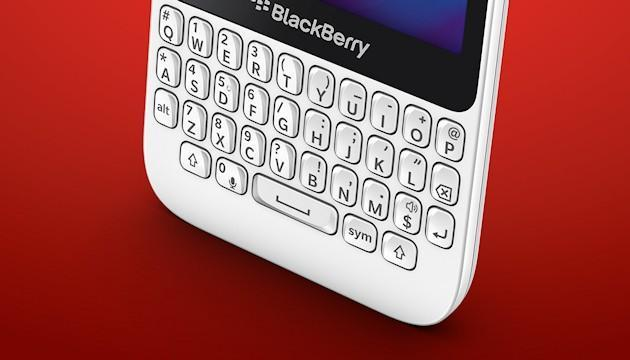 BlackBerry Q5 - Keyboard