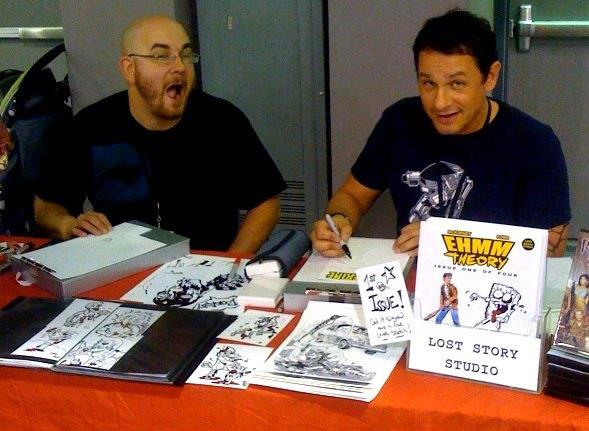 Dedicated to Horror - An interview With Writer Brockton McKinney