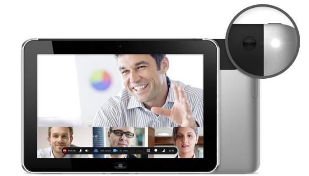 HP ElitePad 900 - Camera