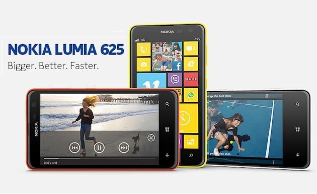 Nokia Lumia 625 Header Nokia Lumia 625: Review Tech