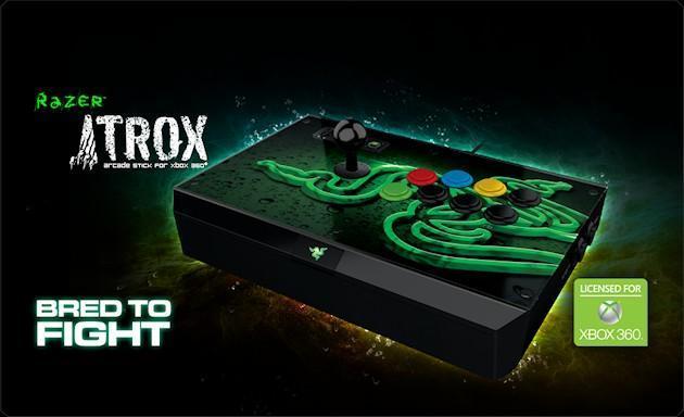 Razer Atrox - Header