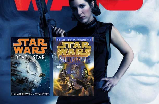 Rebellion Introducing You to The Novels of Star Wars Books