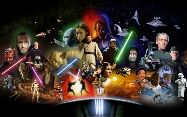 Star Wars alltrilogies Introducing You to The Novels of Star Wars Books