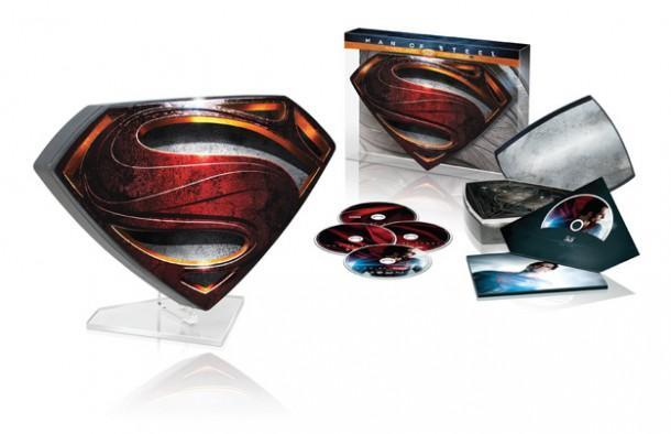 manofsteelbluraycoversmall3 Man of Steel: Limited Collector's Edition 3D Blu Ray Review Movies