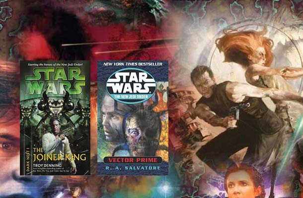 new jedi order Introducing You to The Novels of Star Wars Books