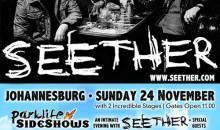 Seether in SA