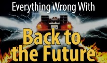Back to the Future: Movie Mistakes