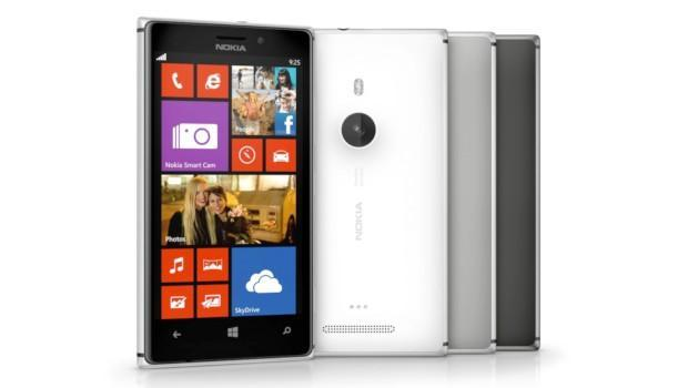 Nokia Lumia 925 - Colours