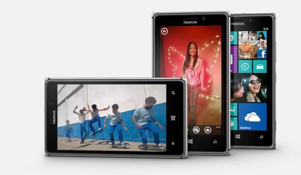 Nokia Lumia 925 - Display