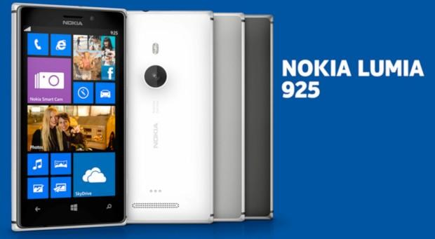 Nokia Lumia 925 - Header