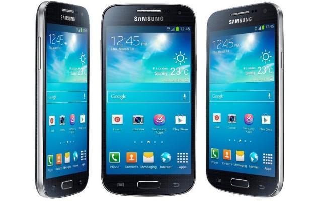 Samsung Galaxy S4 Mini - Angles