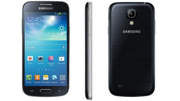 Samsung Galaxy S4 Mini - Back Front
