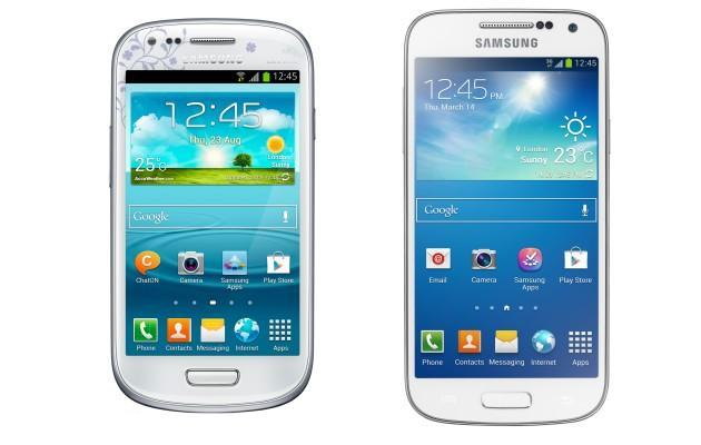 Samsung Galaxy S4 Mini - S3 Mini vs S4 Mini