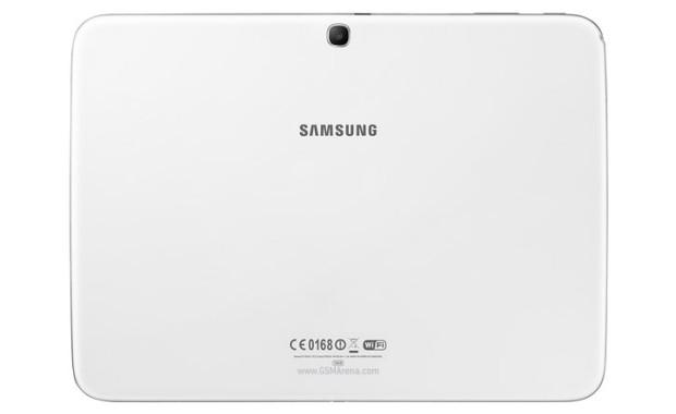 Samsung Galaxy Tab 3 10.1 - Back