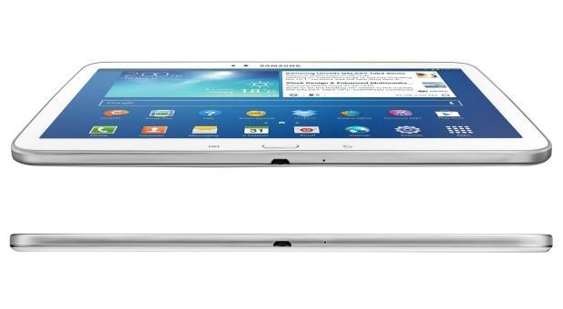 Samsung Galaxy Tab 3 10.1 - Flat