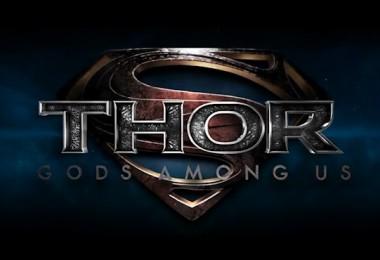 Superman vs. Thor-Fan-Made Trailer