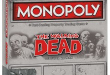 The Walking Dead Monopoly Board Game