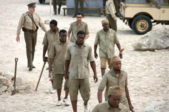 We Interview Tony Kgoroge, Terry Pheto and Atandwa Kani About Mandela: Long to Walk to Freedom