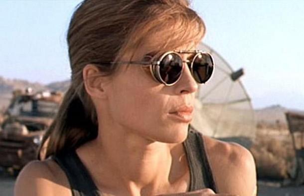 2Linda Hamilton 1416390i 610x393 Emilia Clarke joins Terminator: Genesis