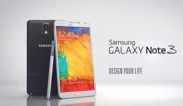 3. Samsung Galaxy Note 3