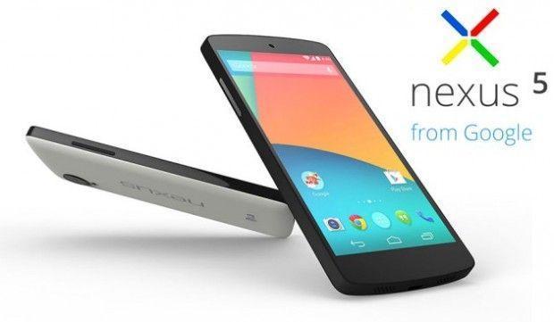 4. LG Google Nexus 5