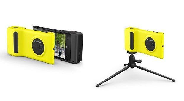 Nokia Lumia 1020 - Grip Case-02