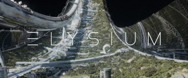 Elysium Blu-Ray Review