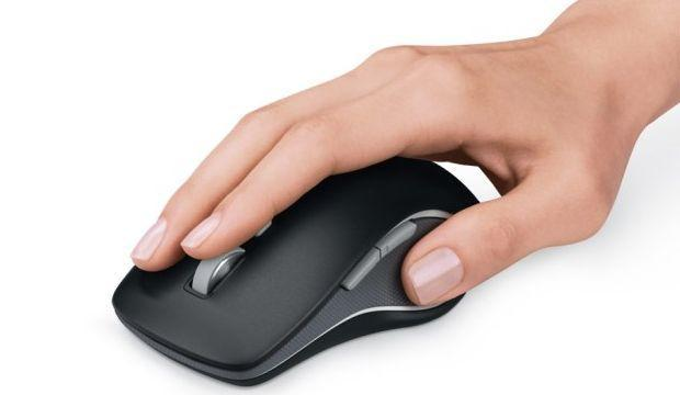 Logitech M560 Wireless Mouse - Front