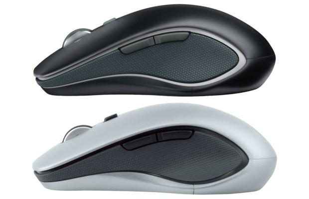 Logitech M560 Wireless Mouse - Sides
