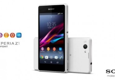 Sony Mobile Introduces Xperia Z1 Compact-01
