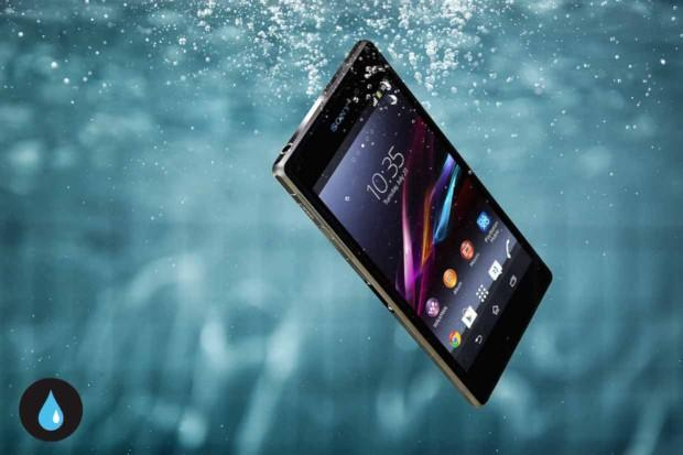 Sony Xperia Z1 - Water