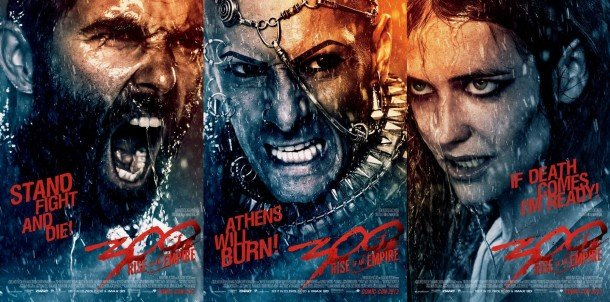 300 rise of an empire 610x302 300: Rise of an Empire Review