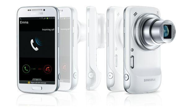 Samsung Galaxy S4 Zoom - Camera Phone