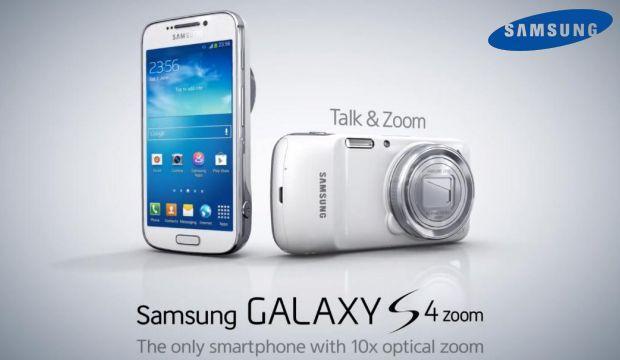 Samsung Galaxy S4 Zoom Header Samsung Galaxy S4 Zoom: Review Tech