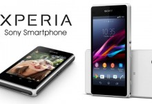 Sony Launches Xperia Z1 Compact Xperia E1
