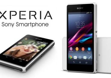Sony Launches Xperia Z1 Compact Xperia E1