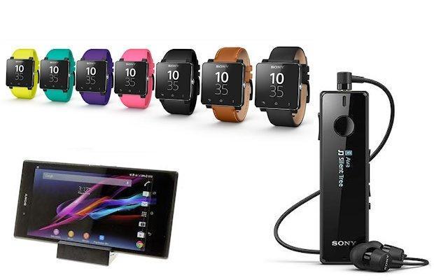 Sony Xperia Z Ultra - Accessories