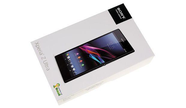 Sony Xperia Z Ultra - Box